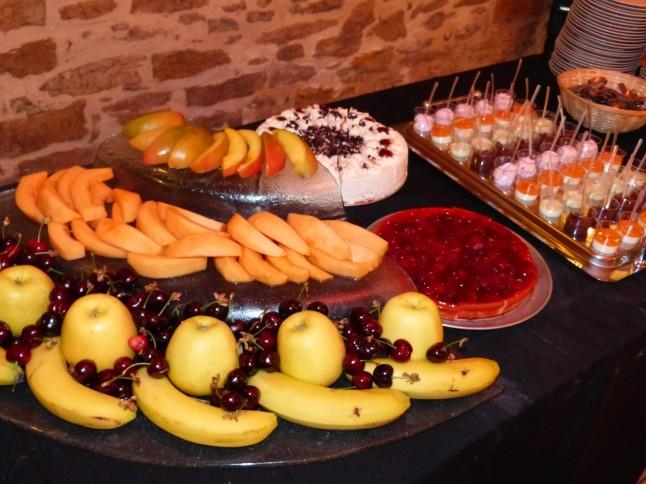 Buffet de desserts