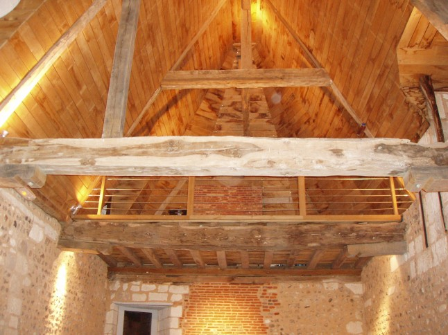 Plafond cathédrale