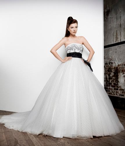 robe-noir-et-blanc-de-pronuptia
