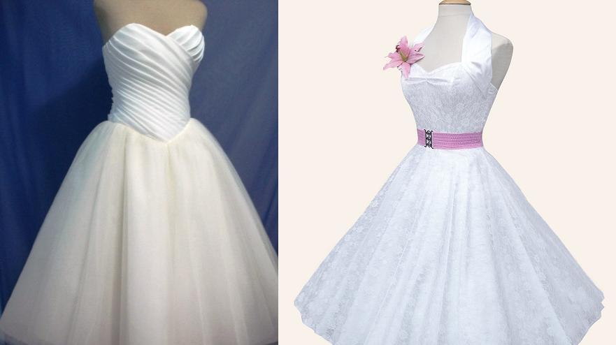Robes mariage civil 2