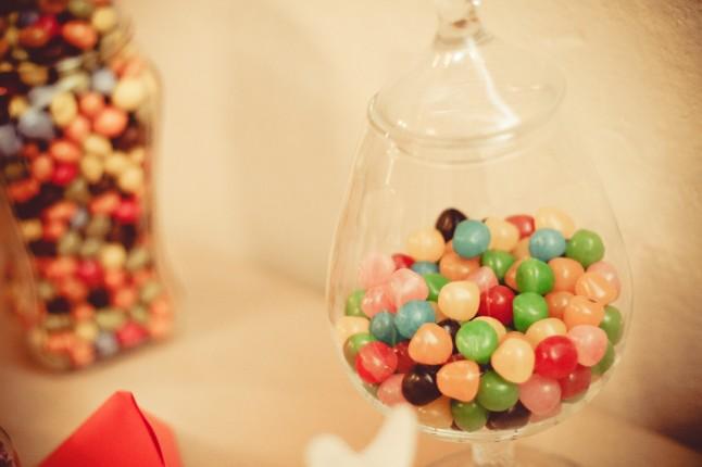 bar à bonbons dragibus