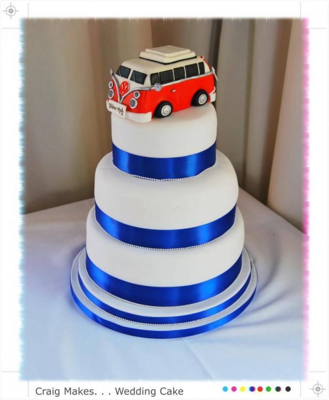 Wedding cake Hélène