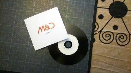 Pochette disque