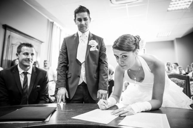 cérémonie civile mariage landais
