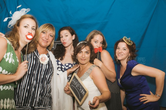 photobooth mariage au Cap Ferret