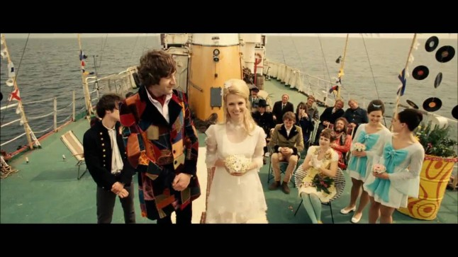 The Boat that rocked Wedding