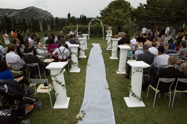 cérémonie laïque mariage thème Rome