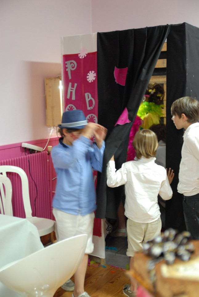 cabine photobooth enfants