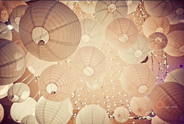Ciel de lanternes
