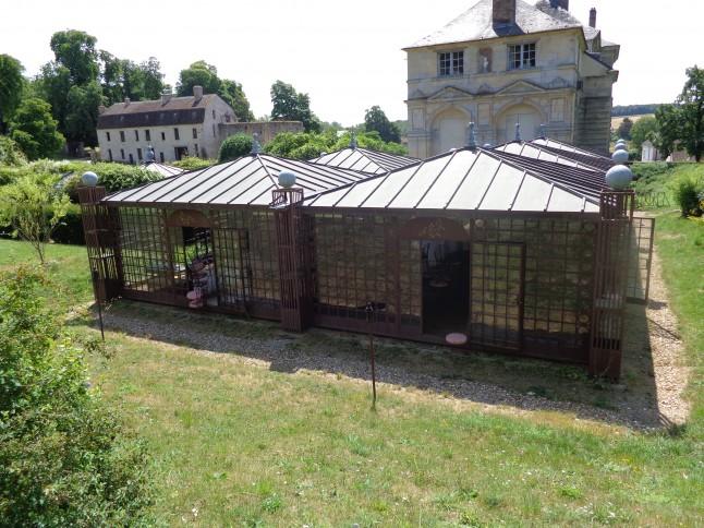 Kiosque Château des Condé