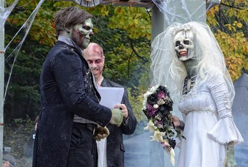 Mariage mort-vivants