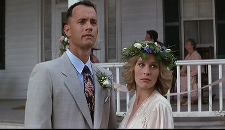 Jenny and Forrest wedding
