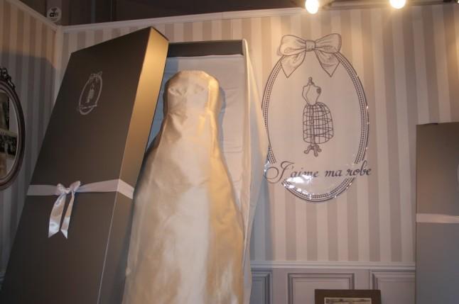 Mariage au Carrousel_J'aime ma robe