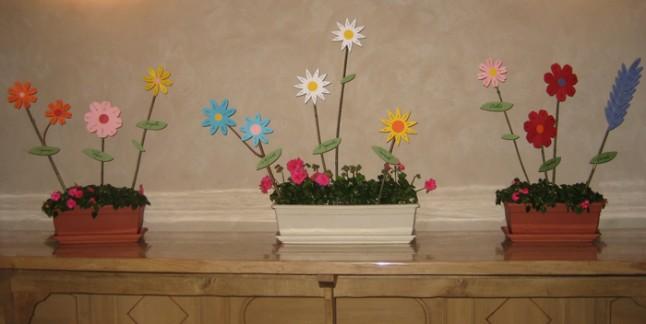 déco mariage plan de table fleurs en papier