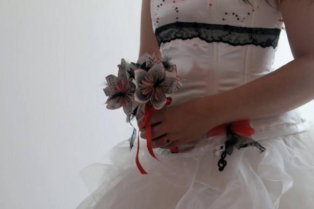 Bouquet de mariée Mme Arwen
