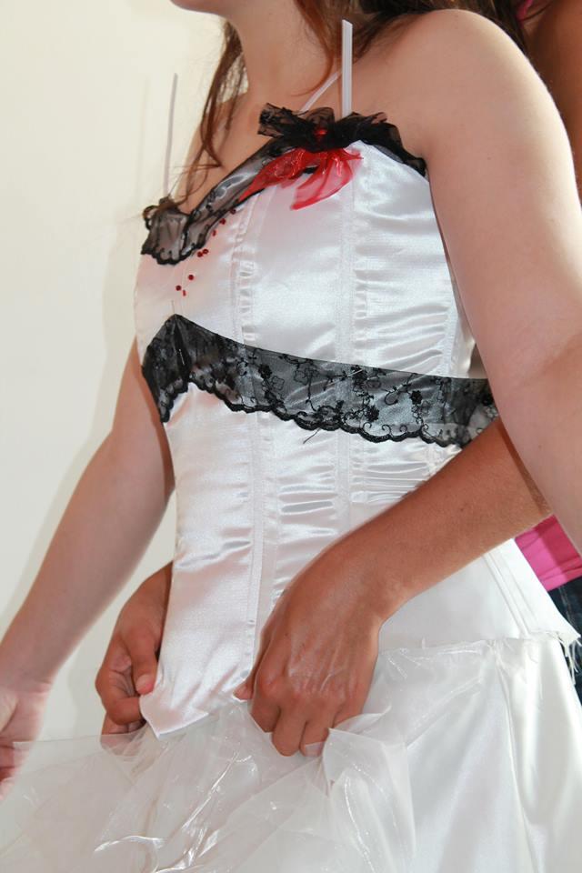Test de la forme du corset
