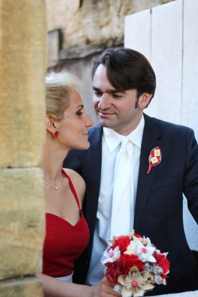 Couple Mariage Misstinguett