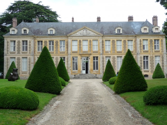 Château de Coubertin