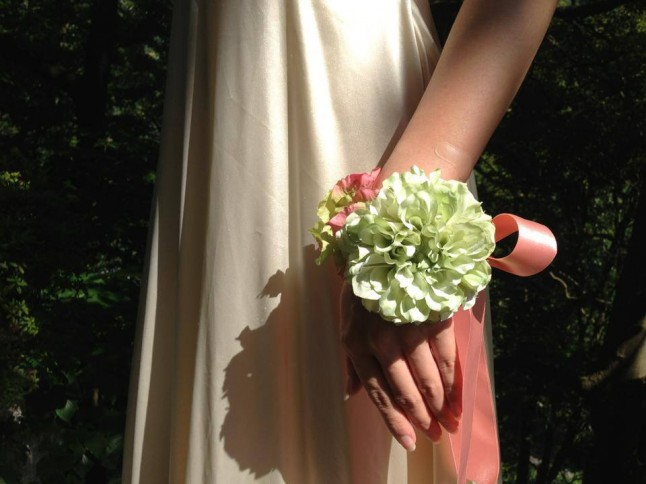 Sweet Rings bracelet fleuri