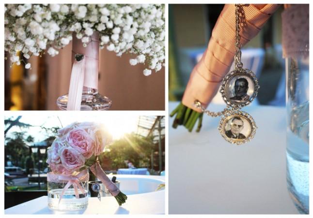 décoration florale mariage bouquet de la mariée
