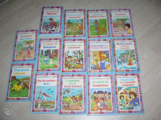 Décoration mariage livres d'enfant