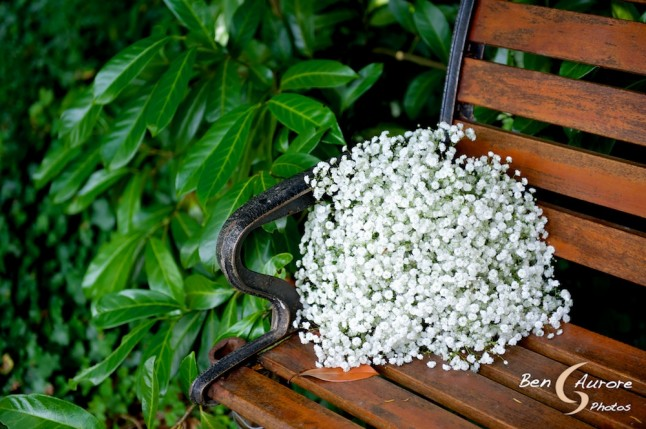Bouquet gypsophylle