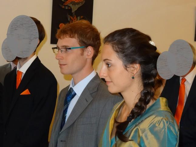 Cérémonie de mariage civil