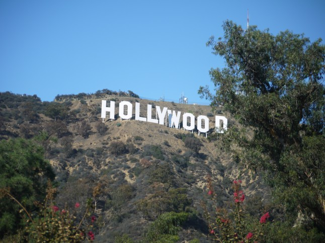 Voyage de noce à Hollywood