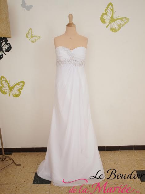 Robe de mariée Boudoir de la Mariée