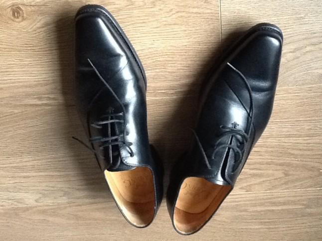 Chaussures de marié