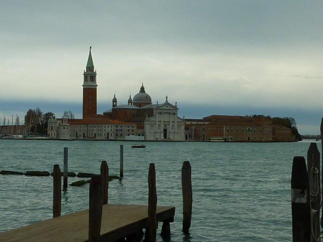 Mariage civil à Venise