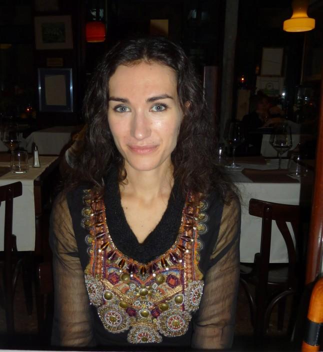 au restaurant à Venise