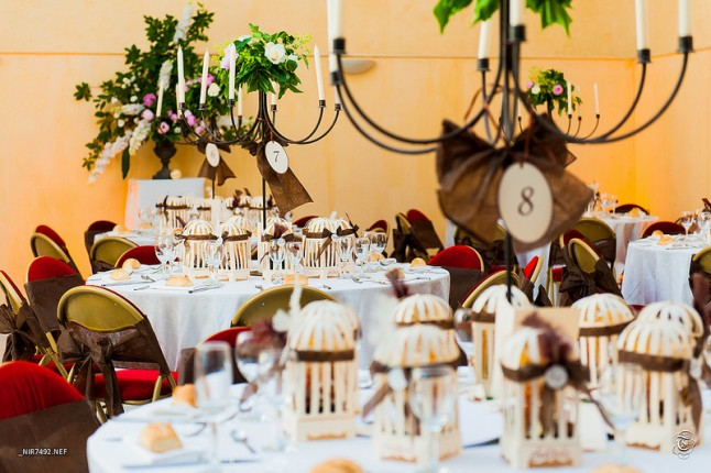 Decoration Table Mariage Traditionnel
