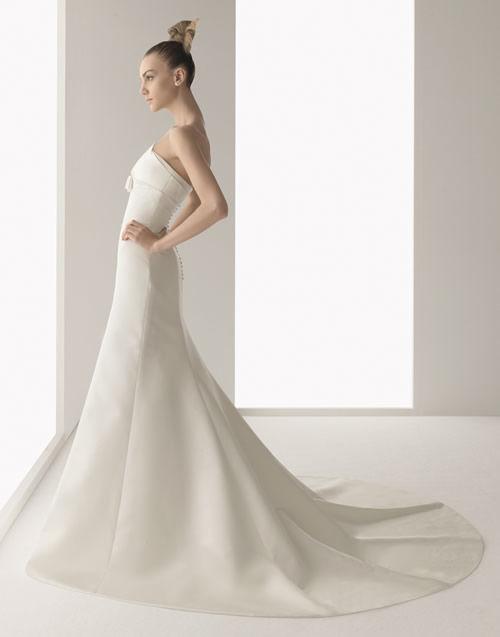 robe de mariée Genesis de Luna Novia
