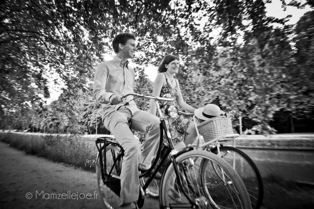 séance engagement vélo