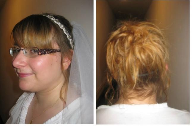 Essais coiffure et maquillage mariée prest'amie
