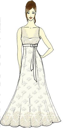 Dessiner Et Creer Sa Robe De Mariee Avec Style By Me Mademoiselle