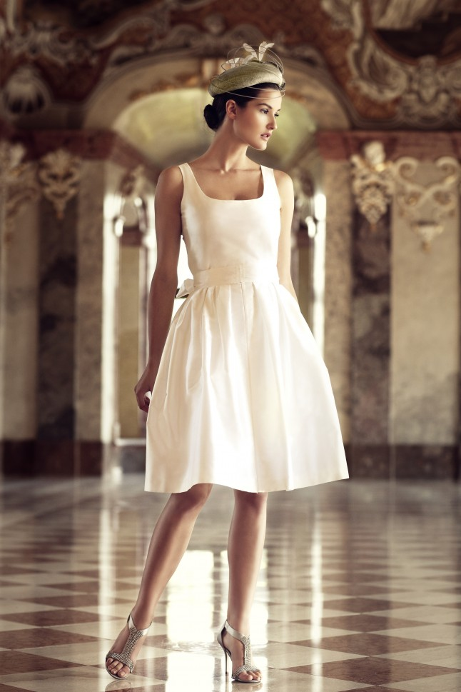 Robe de mariée Sixtine Paule Vasseur
