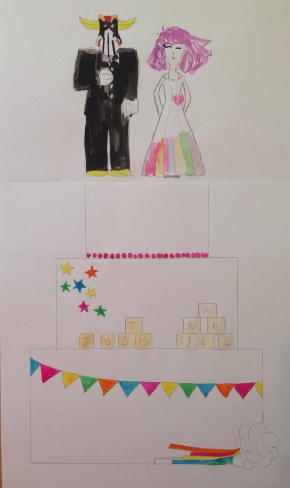 Wedding-cake personnalisé