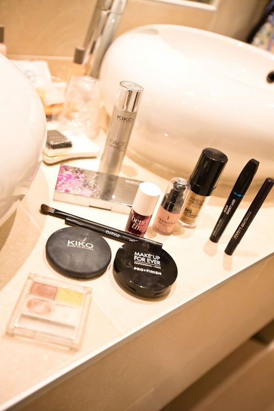 Produits de maquillage de mariée do it yourself