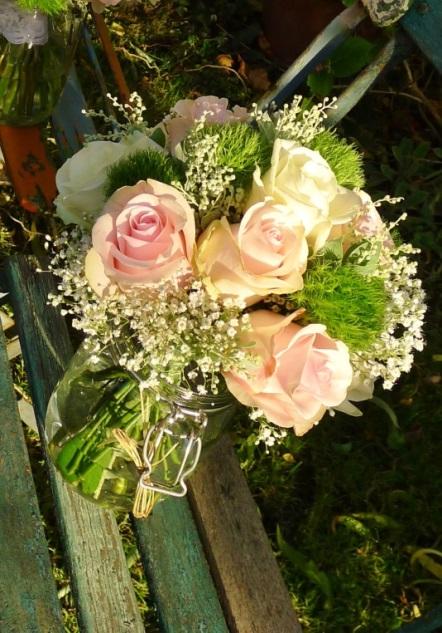 Chez Fleur bouquet mariage