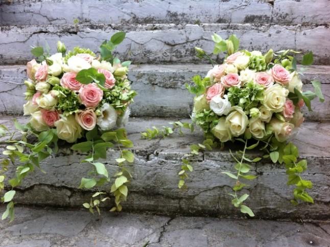 Chez Fleur bouquets mariée