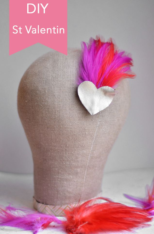 DIY Saint Valentin par Orchidée de soie