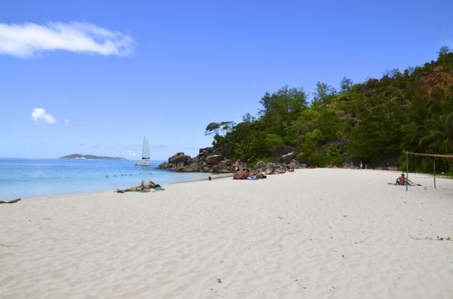 Anse Georgette voyage de noce aux Seychelles