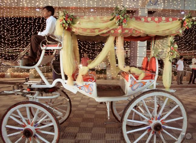 Demande en mariage princesse Inde