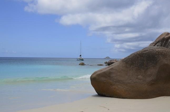 Anse Lazio plage voyage de noce aux Seychelles