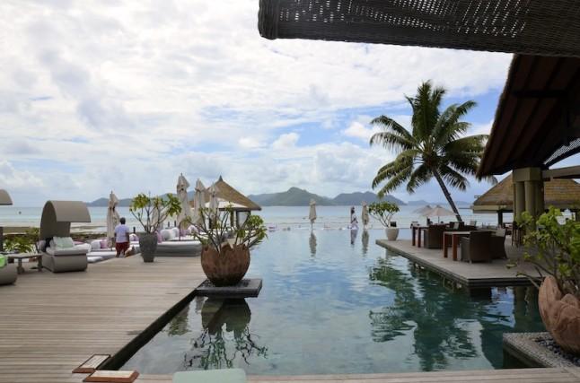 hôtel voyage de noce aux Seychelles