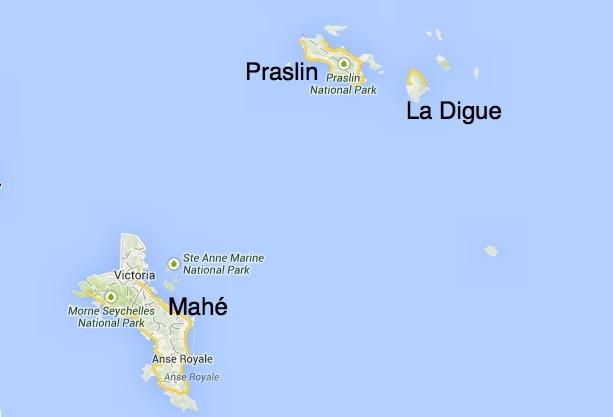 Voyage de noce aux iles seychelles