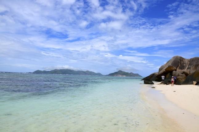 plage des Seychelles voyage de noce