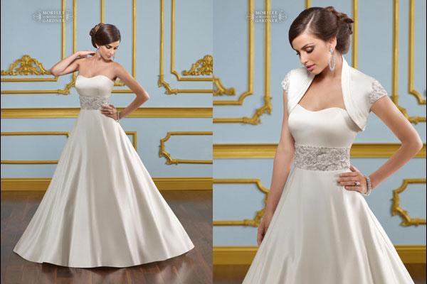robes de mariée présélection